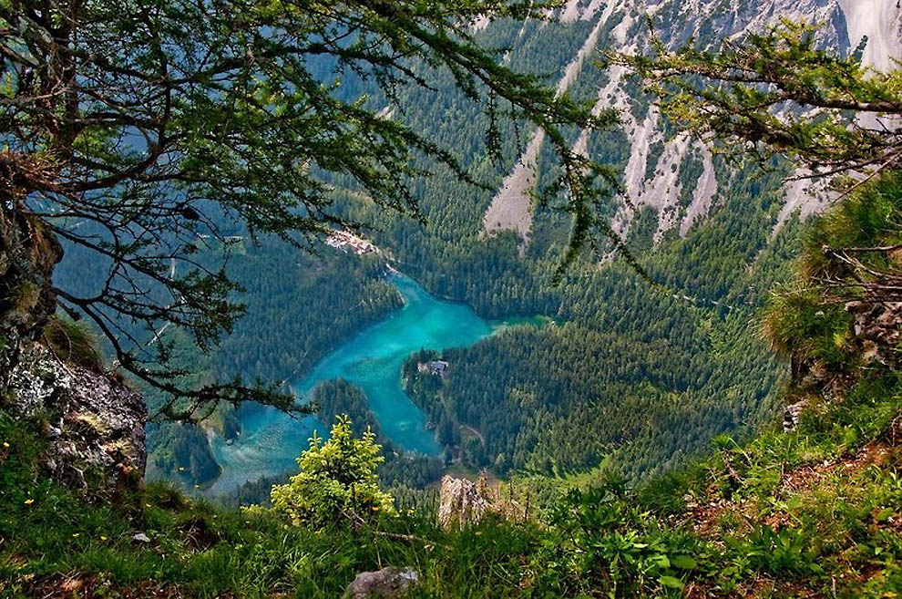 1525 Подводный парк «Зеленое озеро»