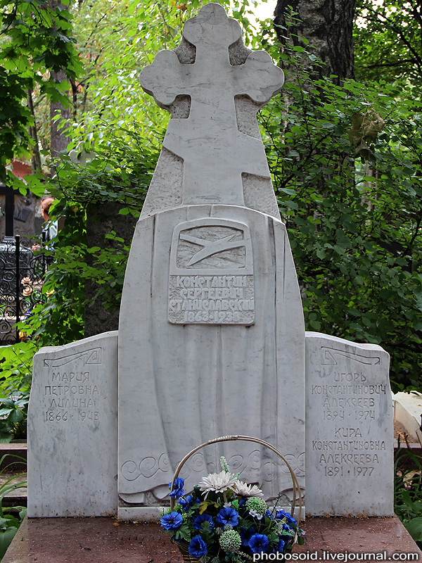 1651 Новодевичье кладбище   Покой великих