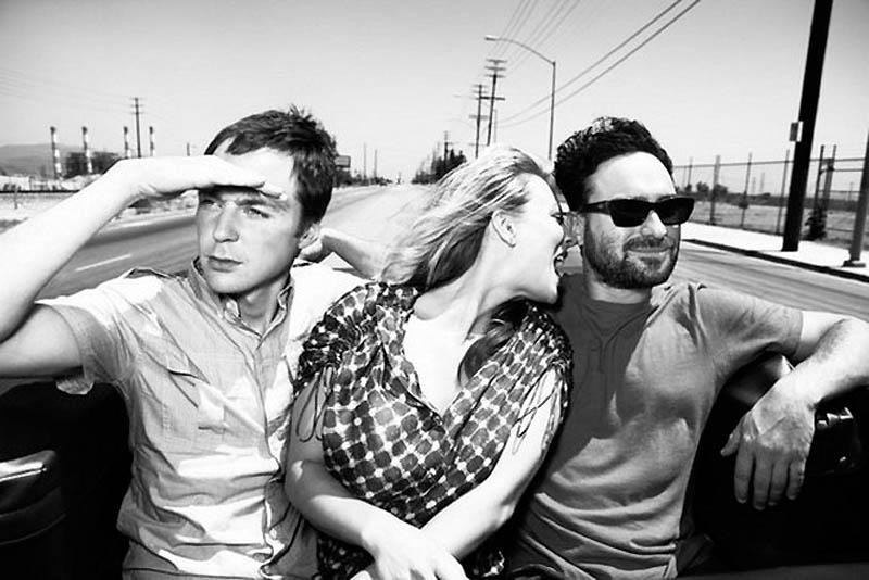 1654 На съемочной площадке The Big Bang Theory