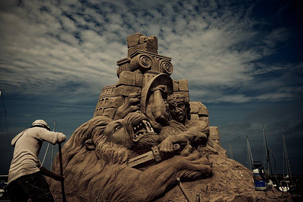1712 20 восхитительных песчаных скульптур
