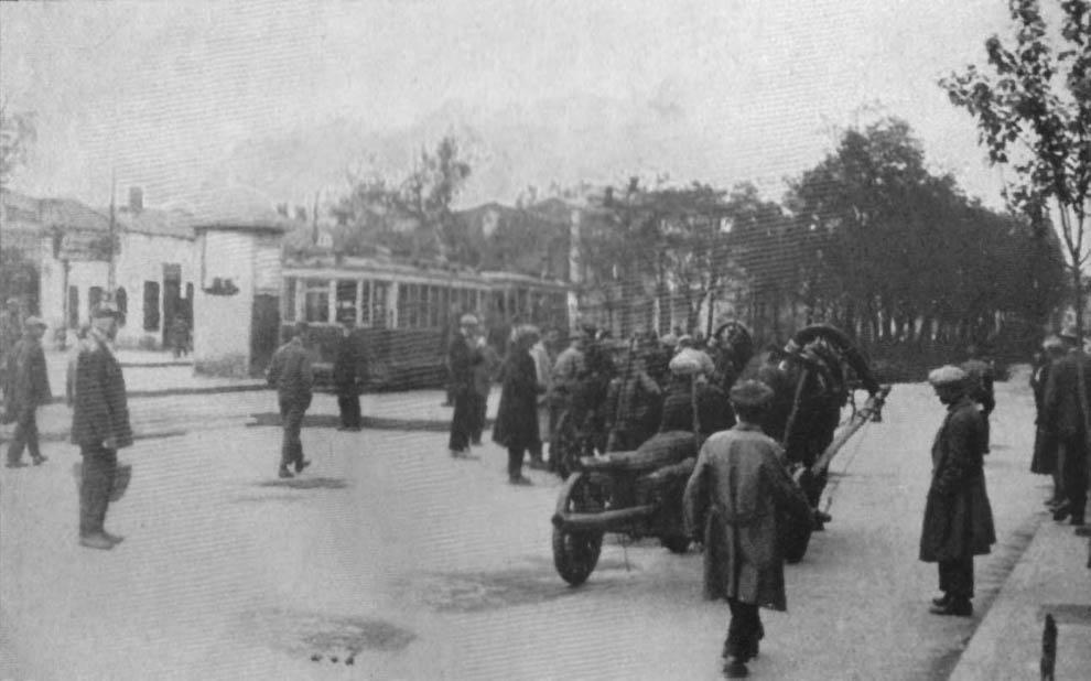 1857 1933 год: Харьков в дни Великого Голода
