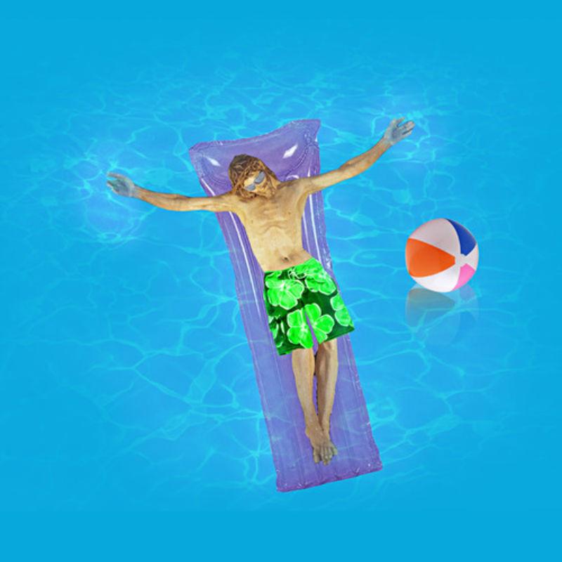 18pool Фотопроект «Иисус повсюду»