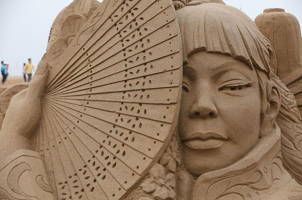 1910 20 восхитительных песчаных скульптур