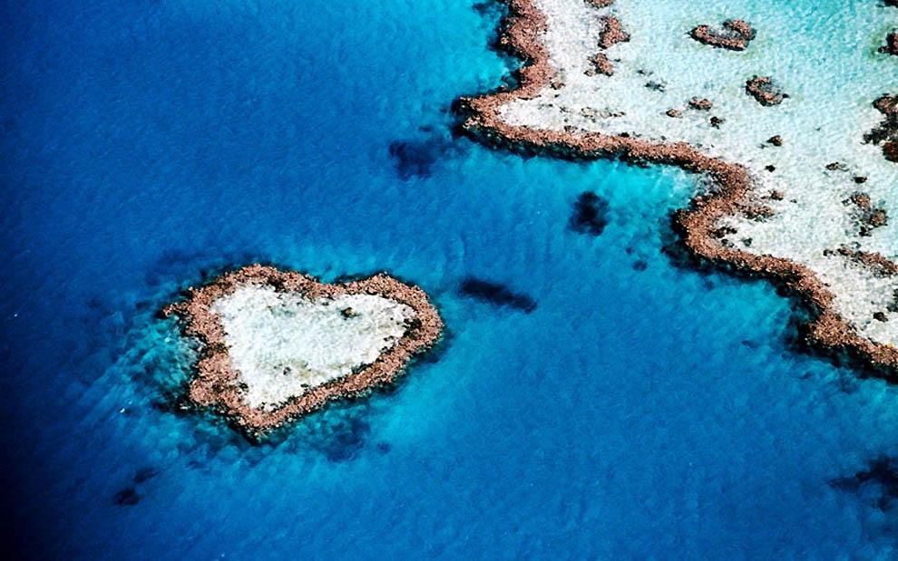 2 10 самых красивых природных сердец на Земле