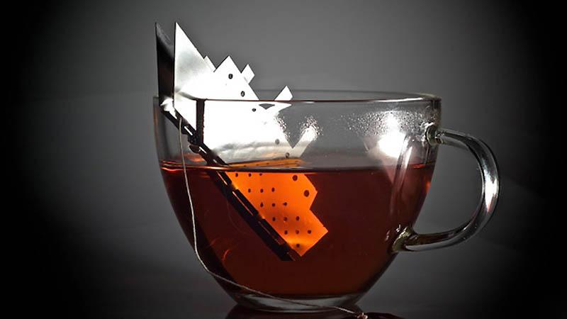 2018 Оригинальные заварники для чая в чашке