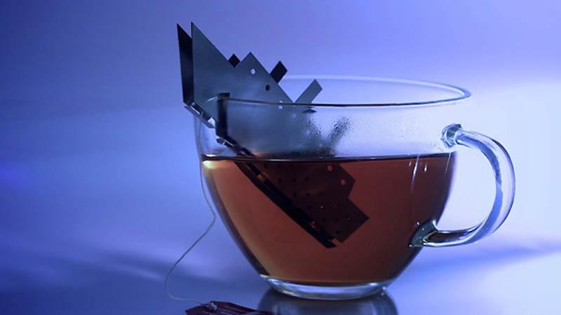 2121 Оригинальные заварники для чая в чашке