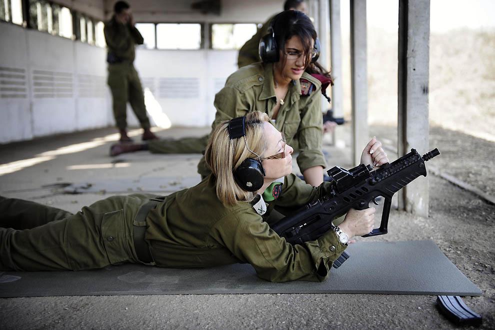 217 Прекрасная половина израильской армии