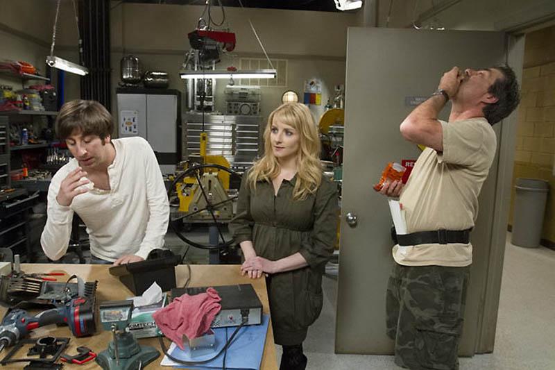 2184 На съемочной площадке The Big Bang Theory