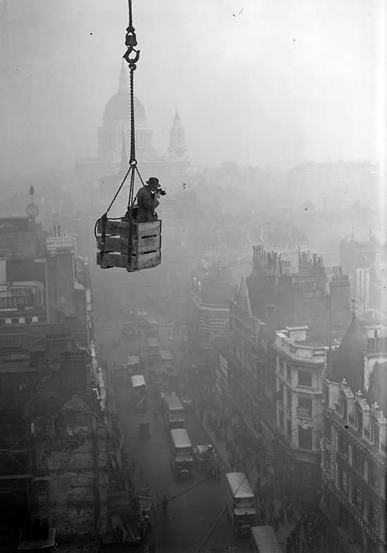 2201 Лондон: история в фотографиях