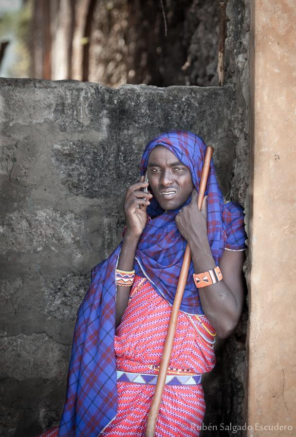 2206 Современные масаи