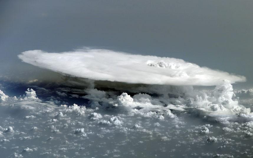 2209 Коллекция фотографий облаков необычной формы