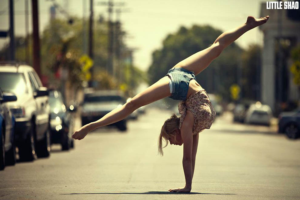2418 Танцоры и танцовщицы в фотографиях Little Shao