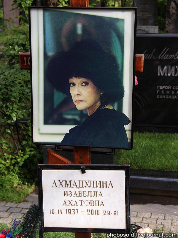 2430 Новодевичье кладбище   Покой великих