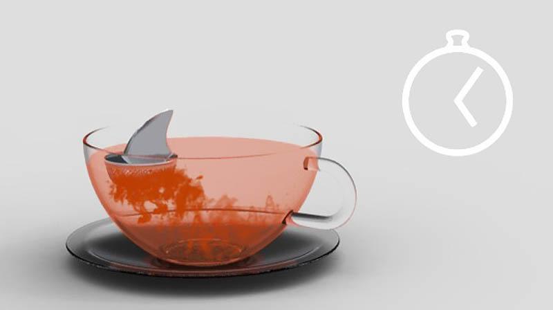 2514 Оригинальные заварники для чая в чашке