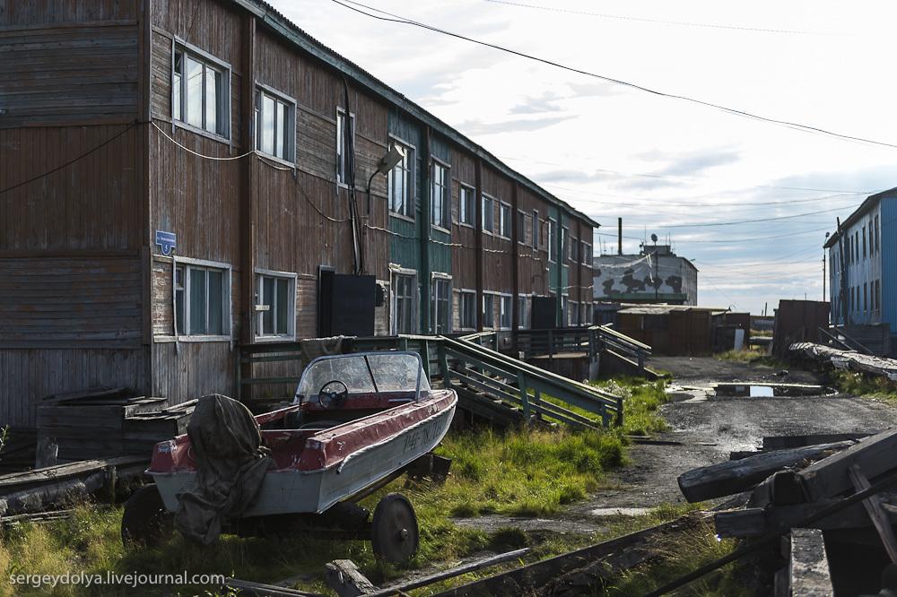 2526 Сплав по реке Котуйкан: Поселок Хатанга