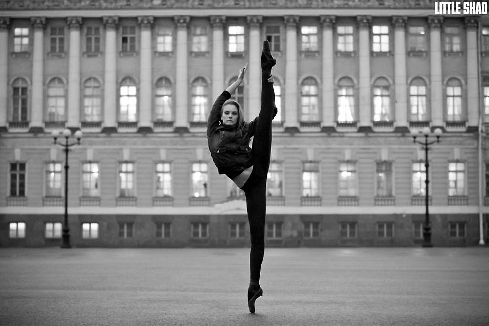 2613 Танцоры и танцовщицы в фотографиях Little Shao