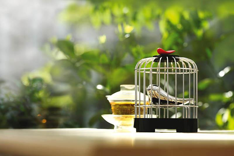 2712 Оригинальные заварники для чая в чашке
