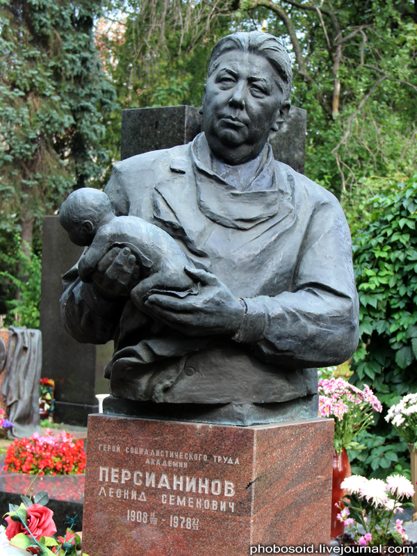 2723 Новодевичье кладбище   Покой великих