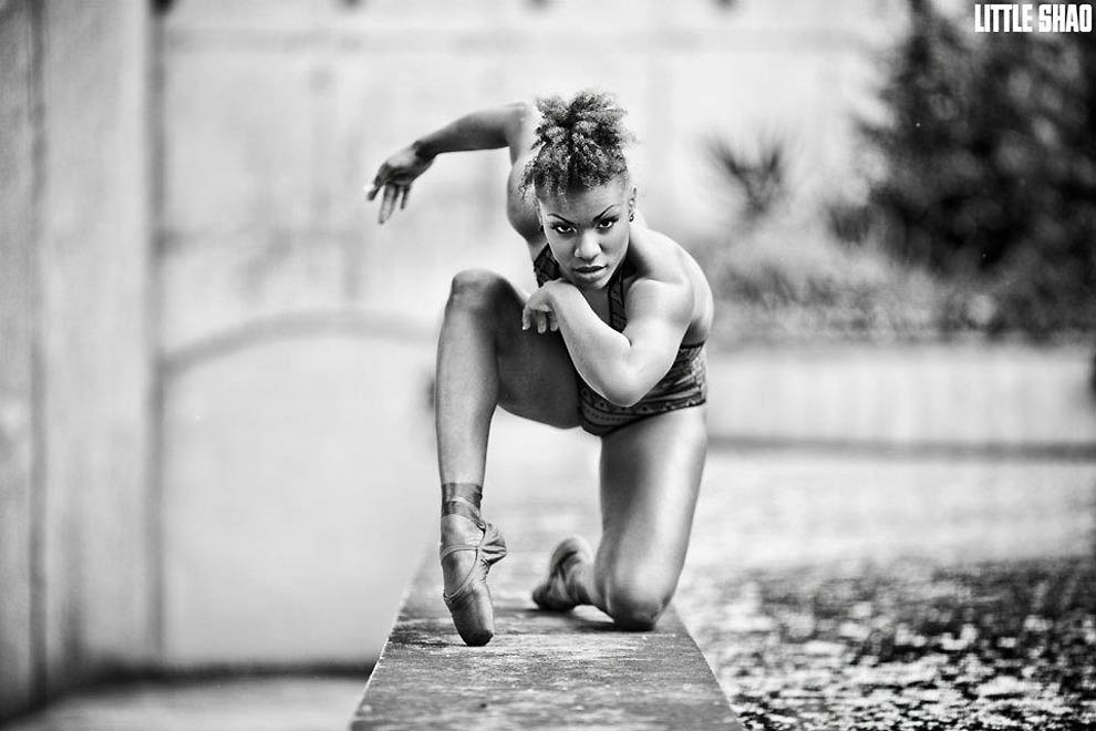 2910 Танцоры и танцовщицы в фотографиях Little Shao