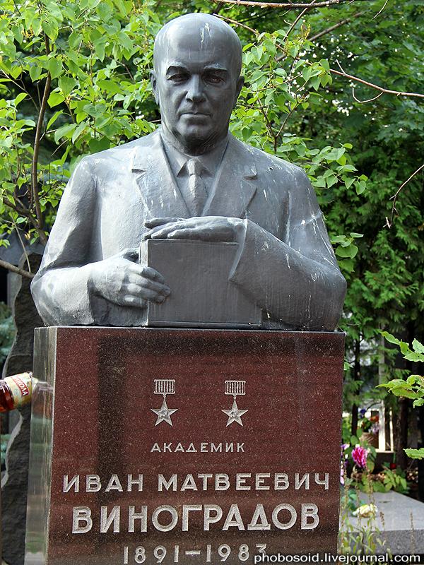 2916 Новодевичье кладбище   Покой великих