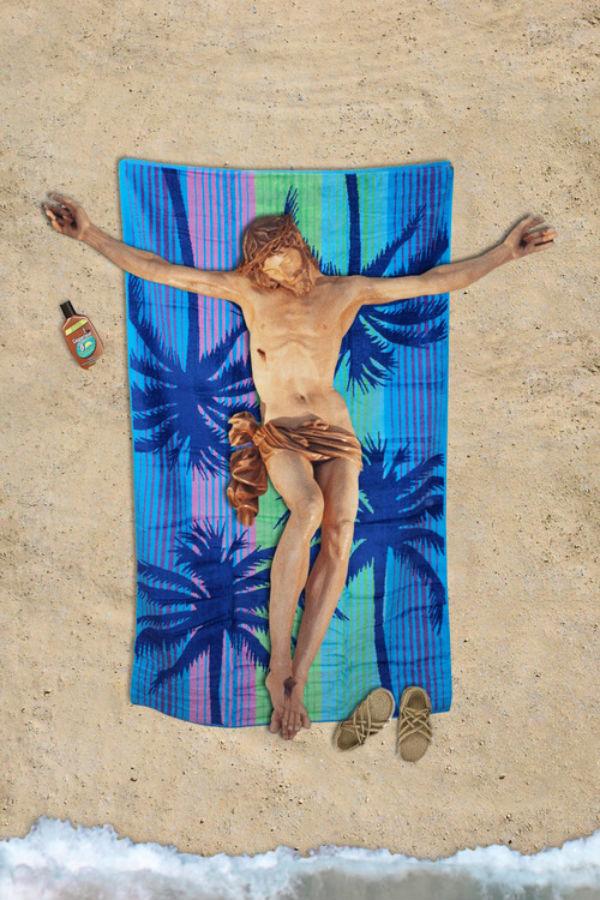 29beach Фотопроект «Иисус повсюду»