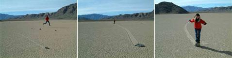 2s1 Движущиеся камни – Долина Смерти