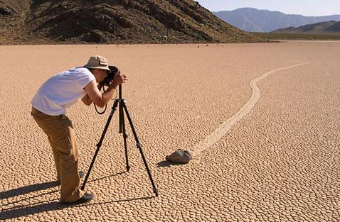 2s2 Движущиеся камни – Долина Смерти