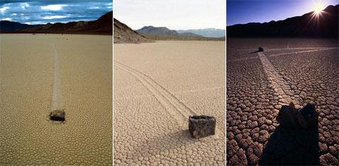 2s4 Движущиеся камни – Долина Смерти