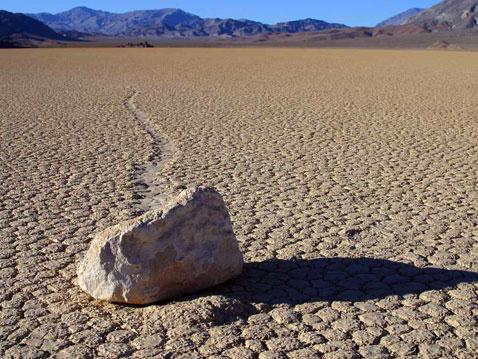 2s7 Движущиеся камни – Долина Смерти