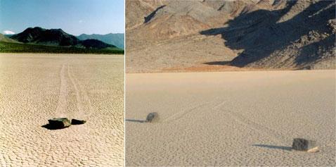 2s8 Движущиеся камни – Долина Смерти