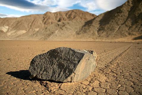 2sa Движущиеся камни – Долина Смерти