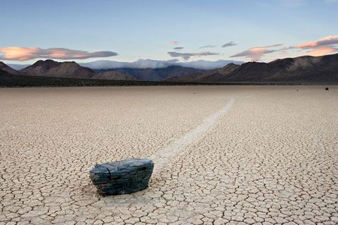 2sb Движущиеся камни – Долина Смерти