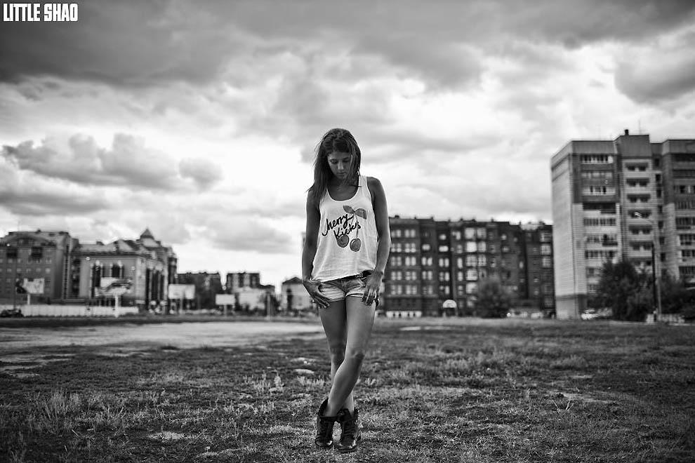 308 Танцоры и танцовщицы в фотографиях Little Shao
