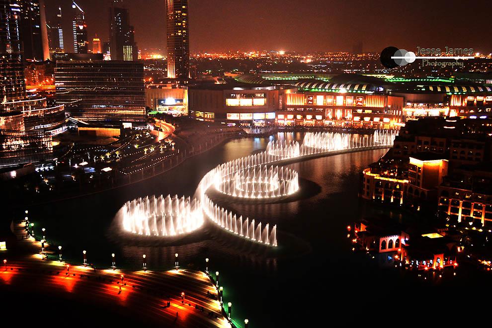 3108 Dubai Fountain