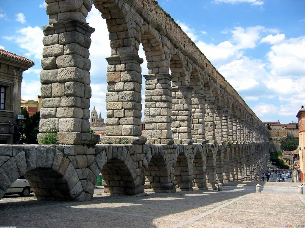 3109 5 самых захватывающих акведуков