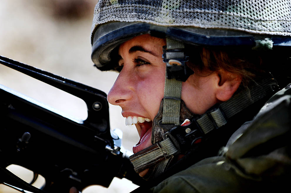 316 Прекрасная половина израильской армии