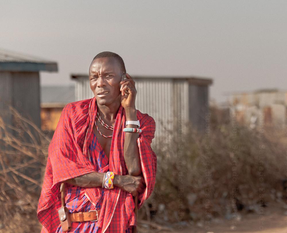 3164 Современные масаи
