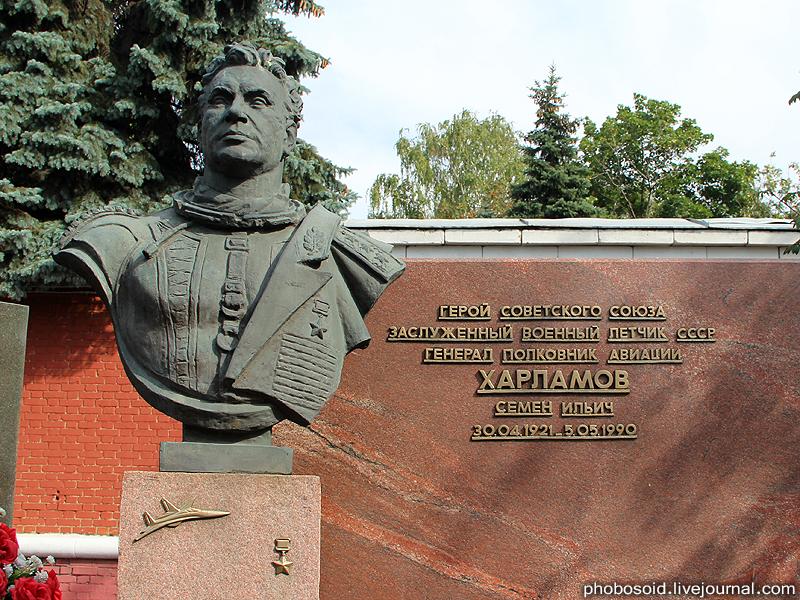 3220 Новодевичье кладбище   Покой великих