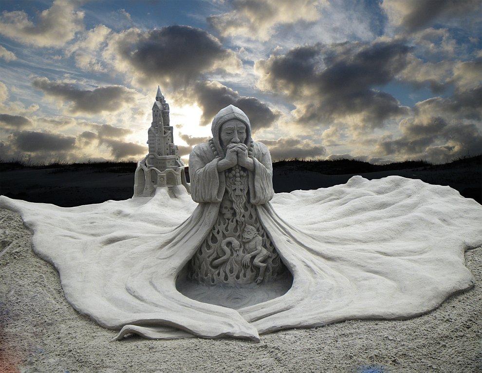 328 20 восхитительных песчаных скульптур