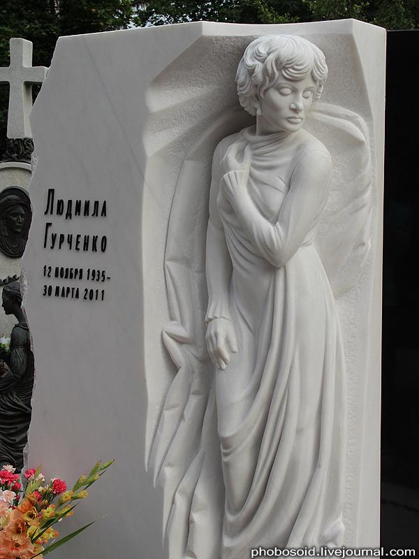 3417 Новодевичье кладбище   Покой великих