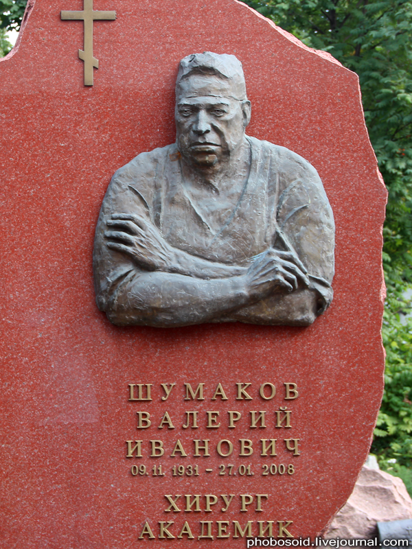 3615 Новодевичье кладбище   Покой великих
