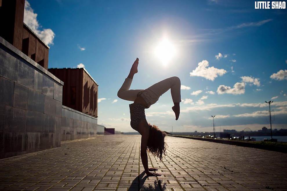 379 Танцоры и танцовщицы в фотографиях Little Shao