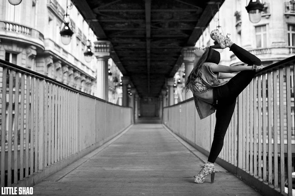 4115 Танцоры и танцовщицы в фотографиях Little Shao