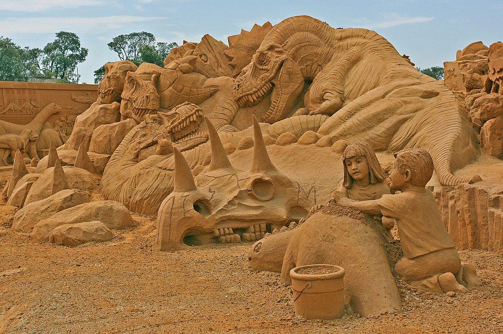 425 20 восхитительных песчаных скульптур