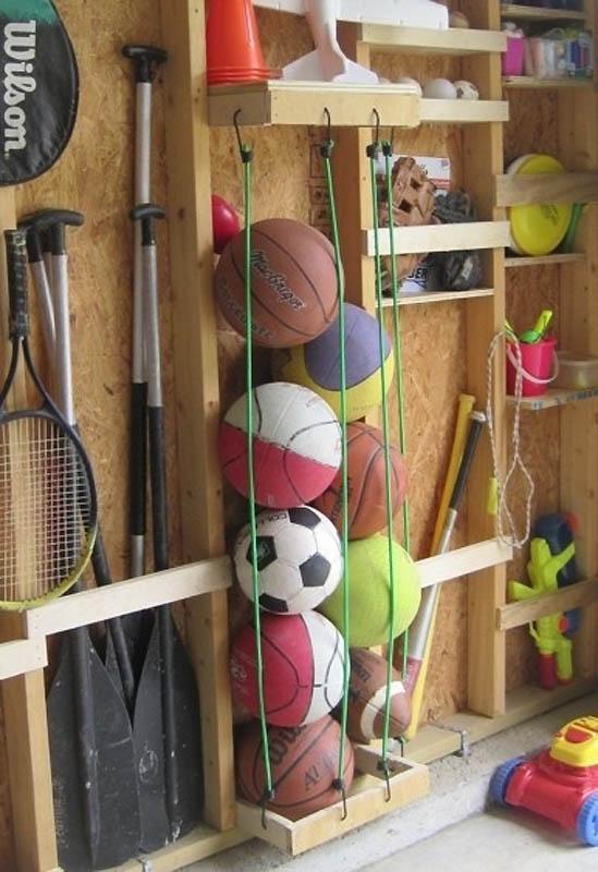4416 Идеи хранения и организации пространства