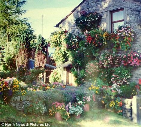 470 Цветочный дом