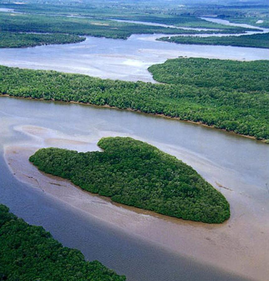 5 10 самых красивых природных сердец на Земле