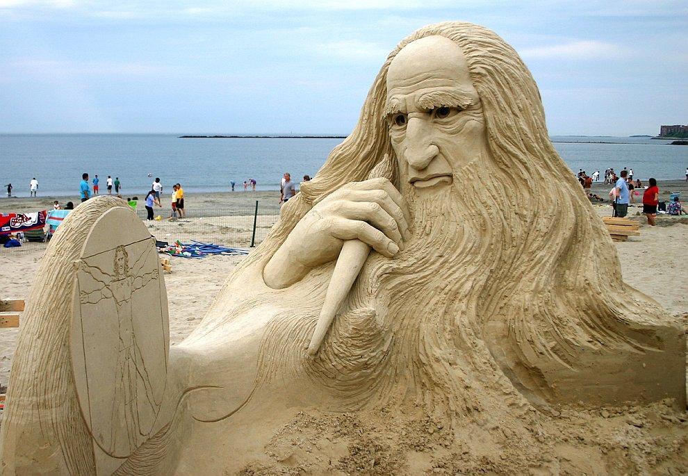 525 20 восхитительных песчаных скульптур