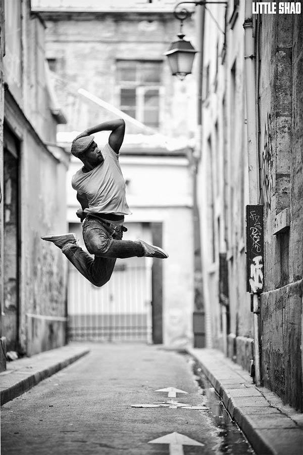 555 Танцоры и танцовщицы в фотографиях Little Shao