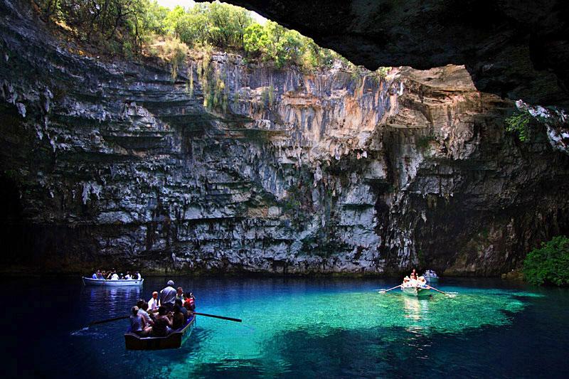579 Пещера Мелиссани